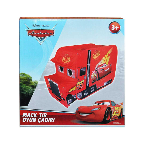 Cars Mack Tır Oyun Çadırı