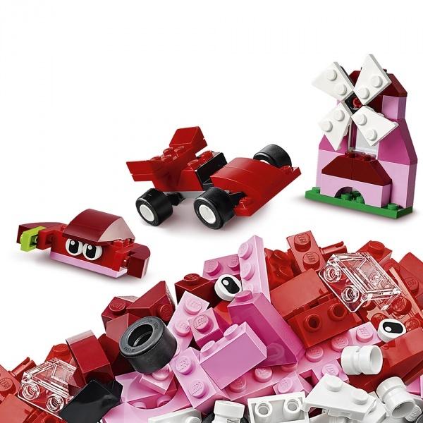 LEGO Classic Kırmızı Yaratıcılık Kutusu 10707