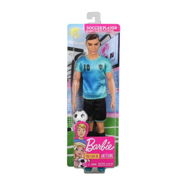 Barbie Ken Kariyer Bebekleri FXP01