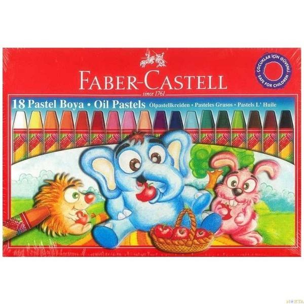 Faber Castell Redline Pastel Boya 18 Renk