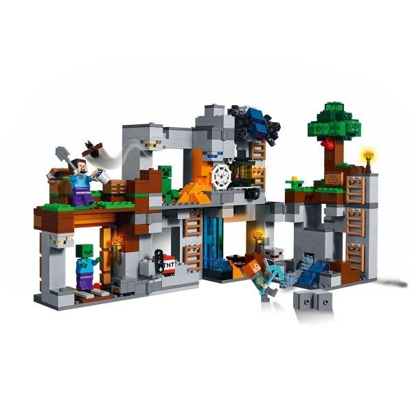 LEGO Minecraft Bedrock Maceraları 21147