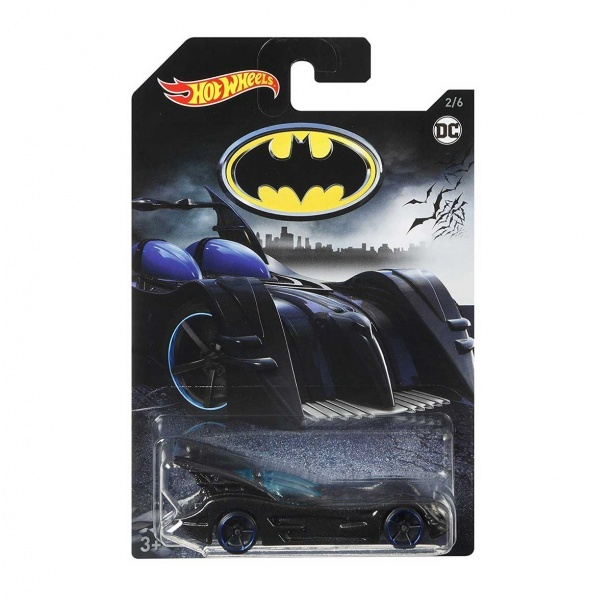Hot Wheels Arabalar Batman Özel Serisi FKF36