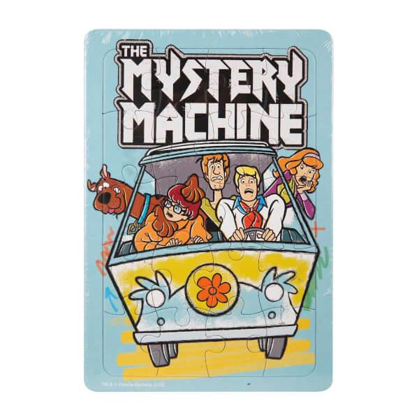 20 Parça Puzzle : Scooby Doo