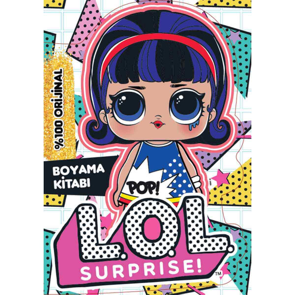 L.O.L Surprise Boyama Kitabı