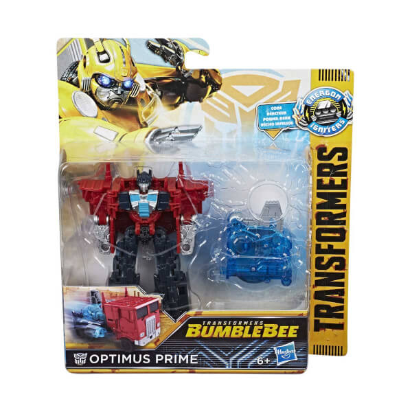 Transformers 6 Energon Igniters Plus Figür E2087