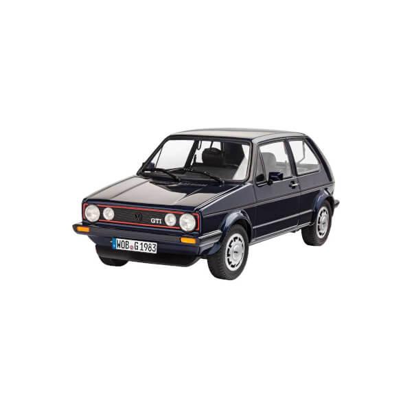 Revell 1:24 Volkwagen Golf 35 Model Set Araba 5694