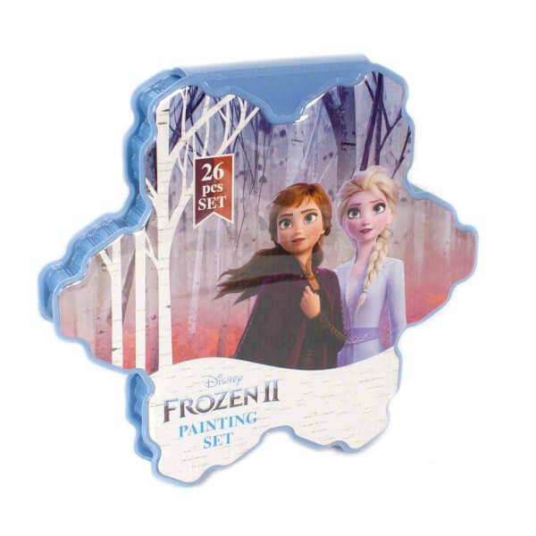 Frozen Boyama Seti 26 Parça
