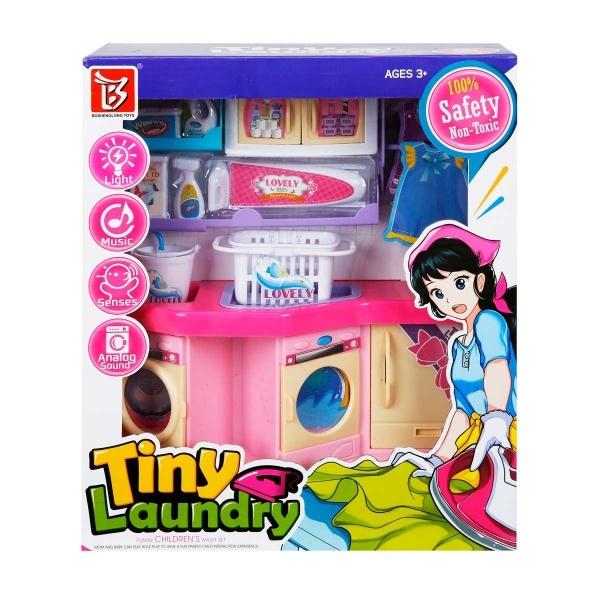 Tiny'nin Çamaşır Odası Sesli ve Işıklı