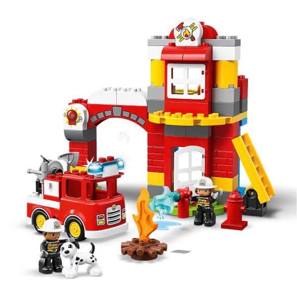 LEGO DUPLO Town İtfaiye Merkezi 10903