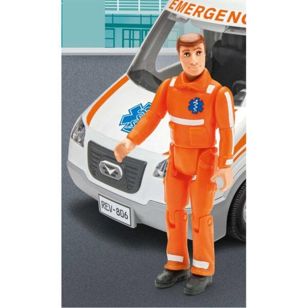 Revell Junior Kit Erkek Doktor Figür 00755