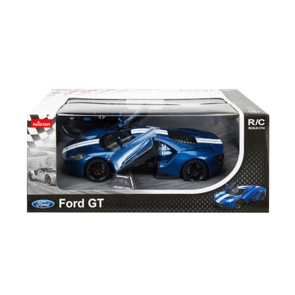1:14 Ford GT Uzaktan Kumandalı Işıklı Araba