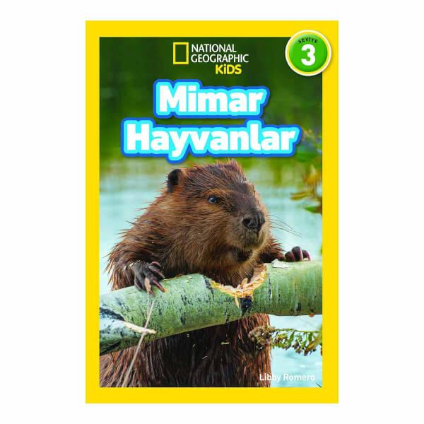 National Geographic Kids Mimar Hayvanlar