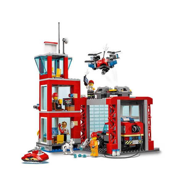 LEGO City Fire İtfaiye Merkezi 60215