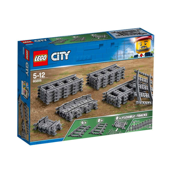 LEGO City Trains Raylar 60205