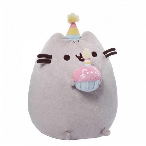 Pusheen Birthday Peluş