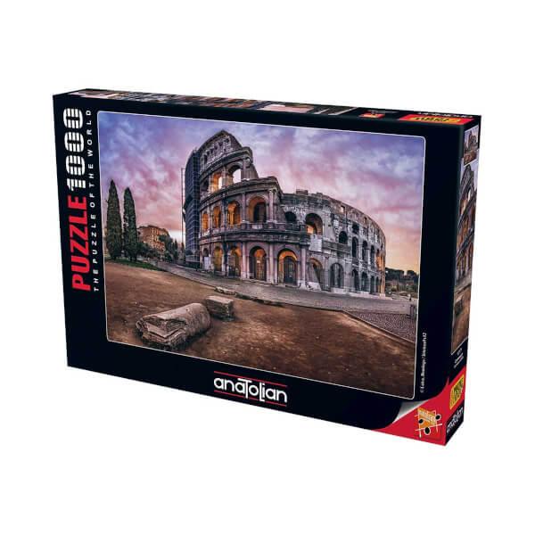 1000 Parça Puzzle : Collesseum