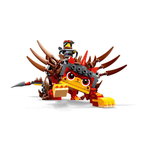 LEGO Movie 2 Ultrakedi ile Savaşçı Lucy 70827