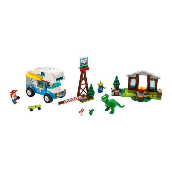 LEGO Disney Pixar Toy Story 4 Oyuncak Hikayesi Karavan Tatili 10769
