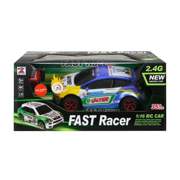 Uzaktan Kumandalı Fast Racing Araba