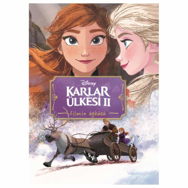 Disney Frozen 2 Filmin Öyküsü