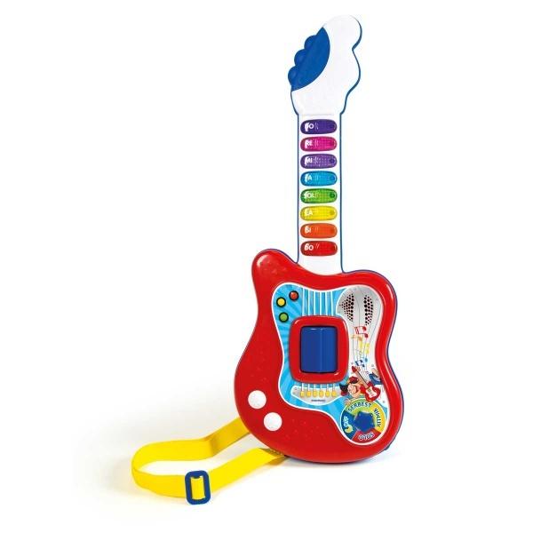 Clementoni Eğitici ve İnteraktif İlk Gitarım