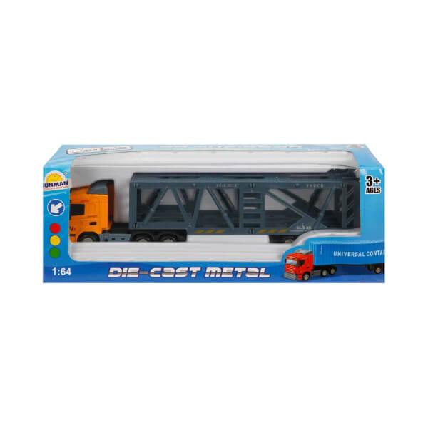 1:64 Transporter Tır 22 cm.