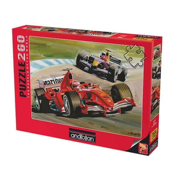 260 Parça Puzzle : Formula