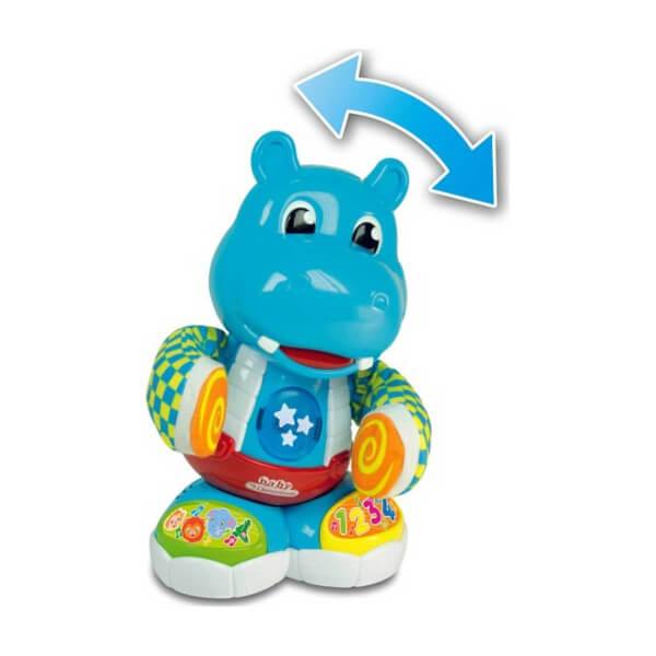 Baby Clementoni Dansçı Hippo