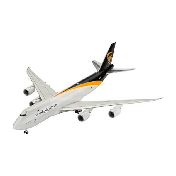 Revell 1:144 Boeing 747-8F Ups Uçak 3912