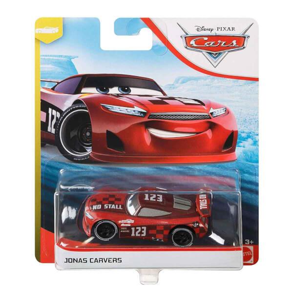 Arabalar 3 Tekli Karakter Araçlar