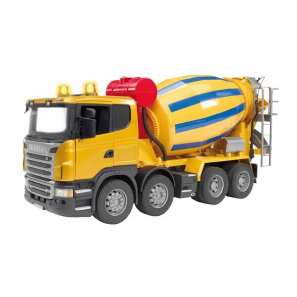 1:16 Bruder Scania R-Serisi Beton Mikser