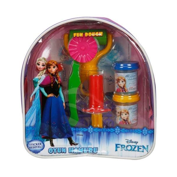 Fun Dough Frozen Sırt Çantalı Oyun Hamuru Seti