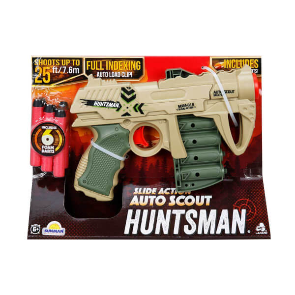 Huntsman Auto Scout Silah