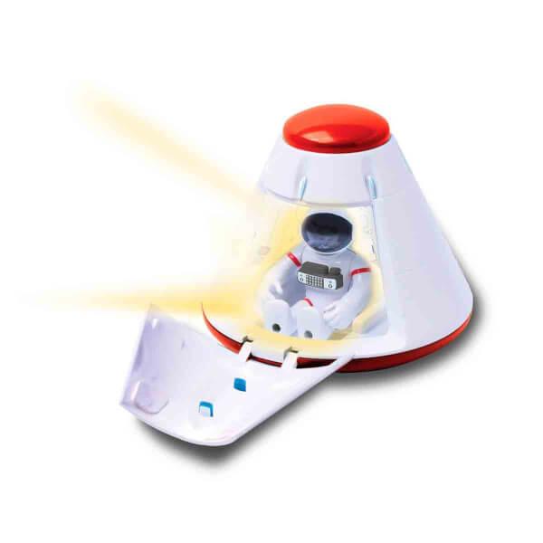 Astro Venture Sesli Ve Işıklı Uzay Kapsülü İniş Modülü