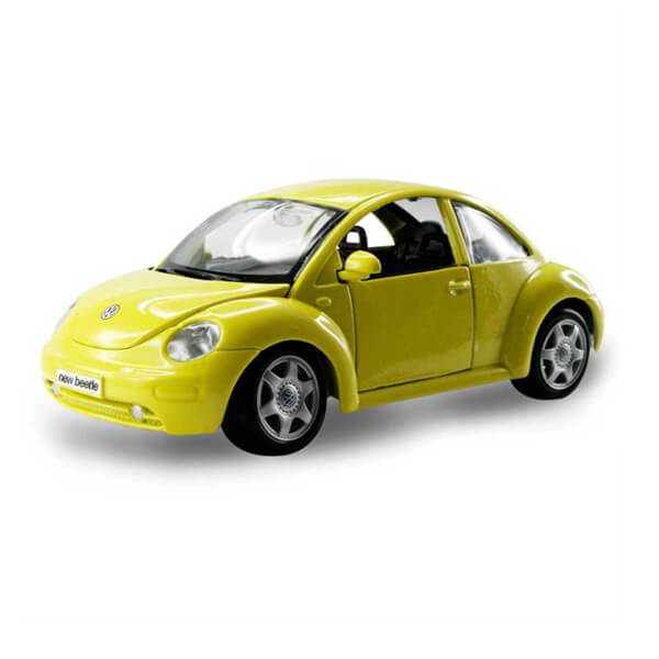 1:25 Maisto Volkswagen New Beetle Model Araba