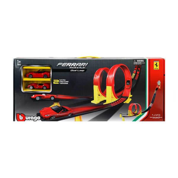 1:43 Ferrari Pist Seti