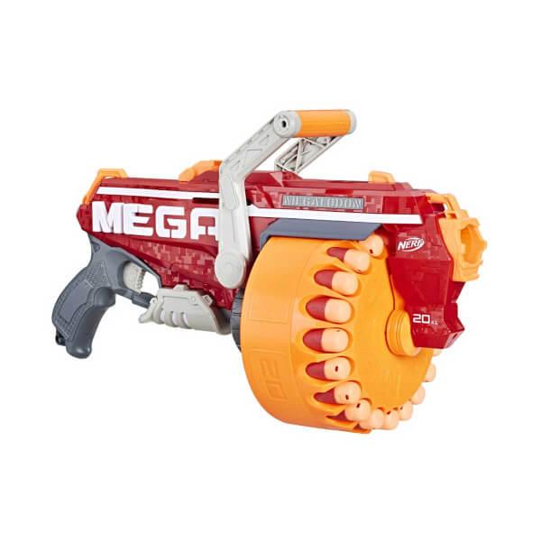 Nerf N-Strike Mega Megalodon E4217