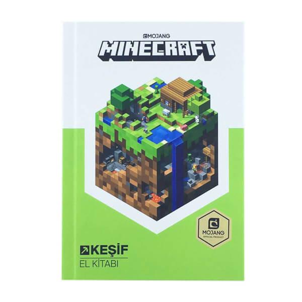 Minecraft Keşif El Kitabı