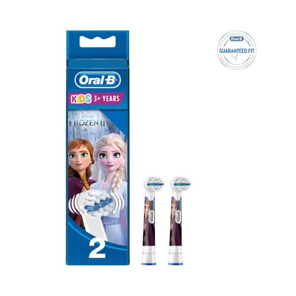 Oral-B 2'li Frozen Yedek Diş Fırçası Başlığı