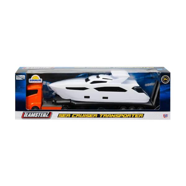 Teamsterz Çekicili Tekne