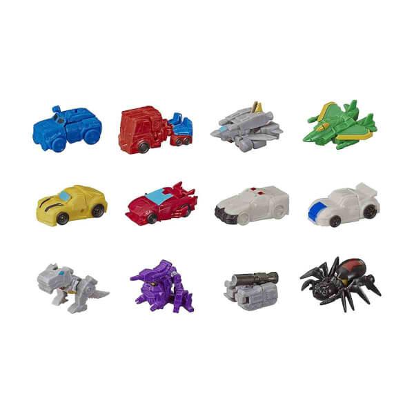 Transformers Cyberverse Turbo Changers Sürpriz Paket E4485