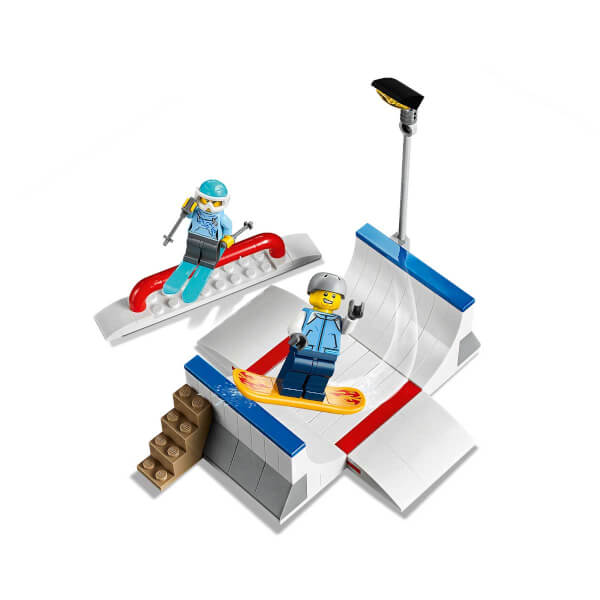 LEGO City Town Kayak Merkezi 60203