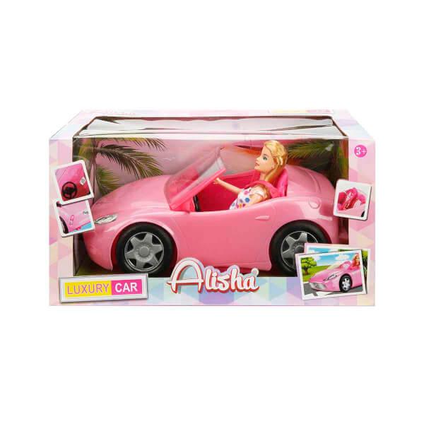 Alisha ve Arabası