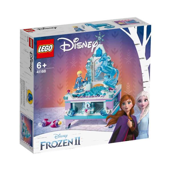 lego disney frozen elsa nin mucevher kutusu 41168