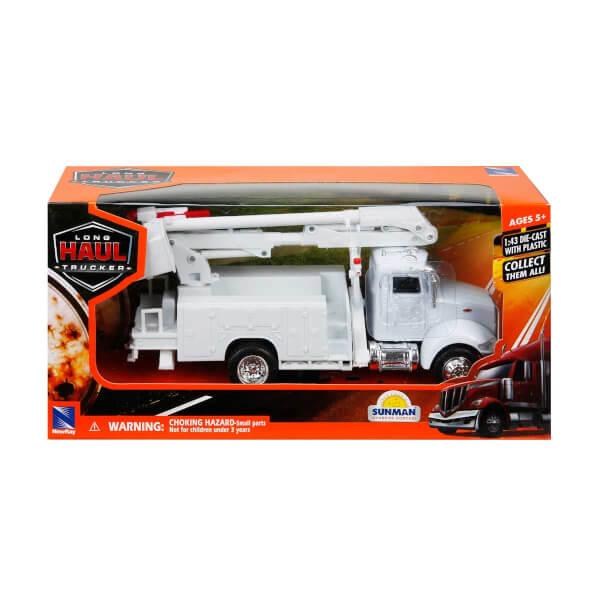 1:43 Long Haul Short Truck Peterbilt 335 Araçlar