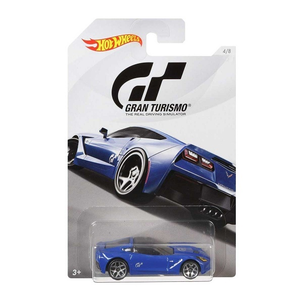 Hot Wheels Arabalar Gran Turismo Serisi FKF26