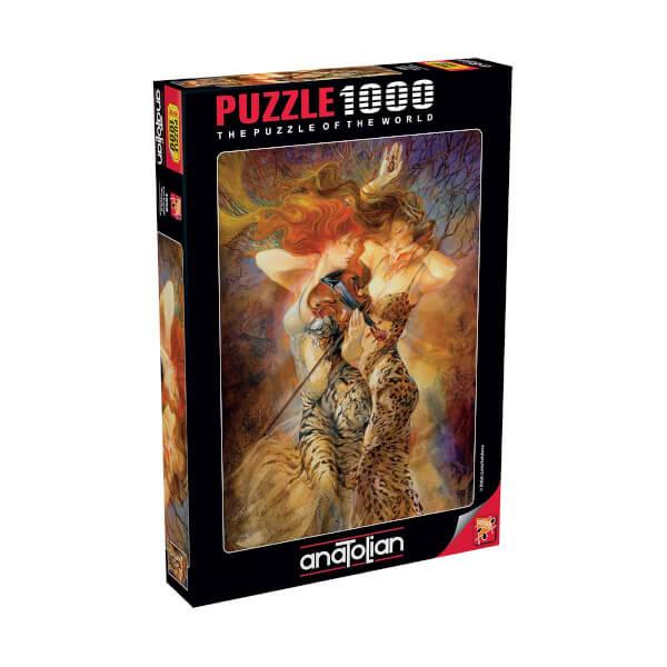 1000 Parça Puzzle : Esin Kaynağı