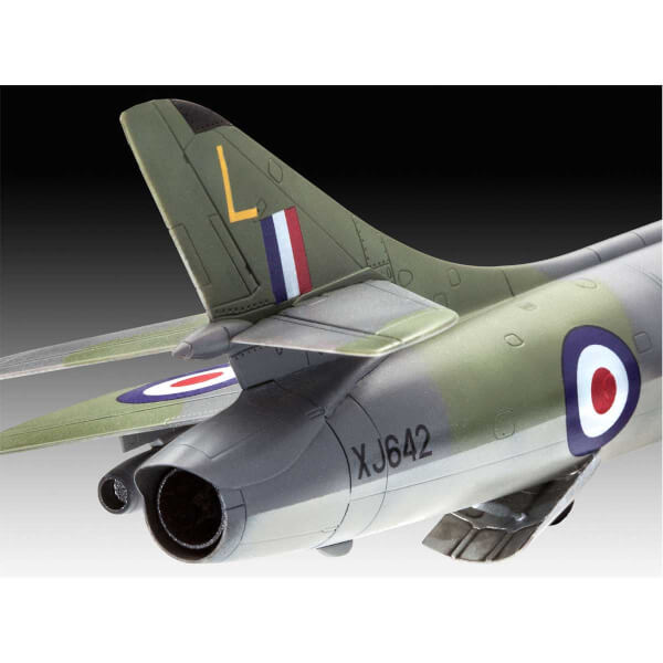 Revell 1:72 Hawker Hunter Model Set Uçak 63908