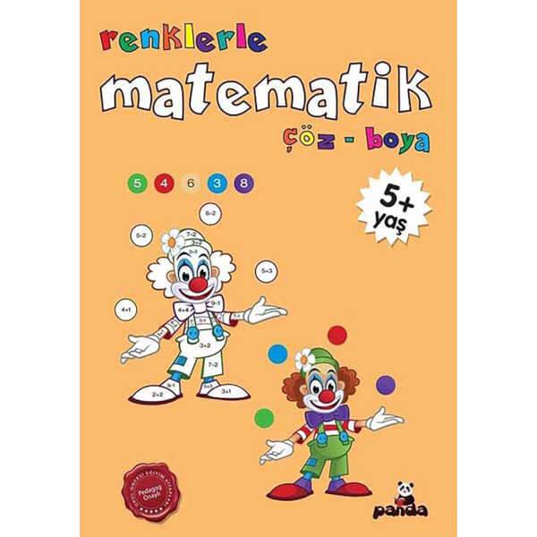 Renklerle Matematik 5 Yaş