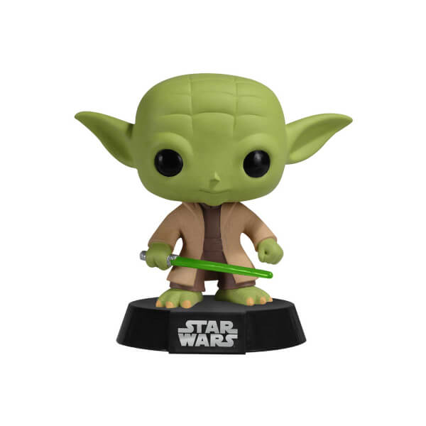 Funko Pop Star Wars: Yoda Figür